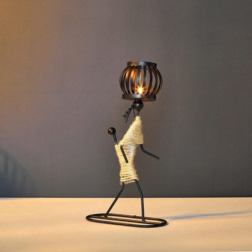Creative Candle Holder - B