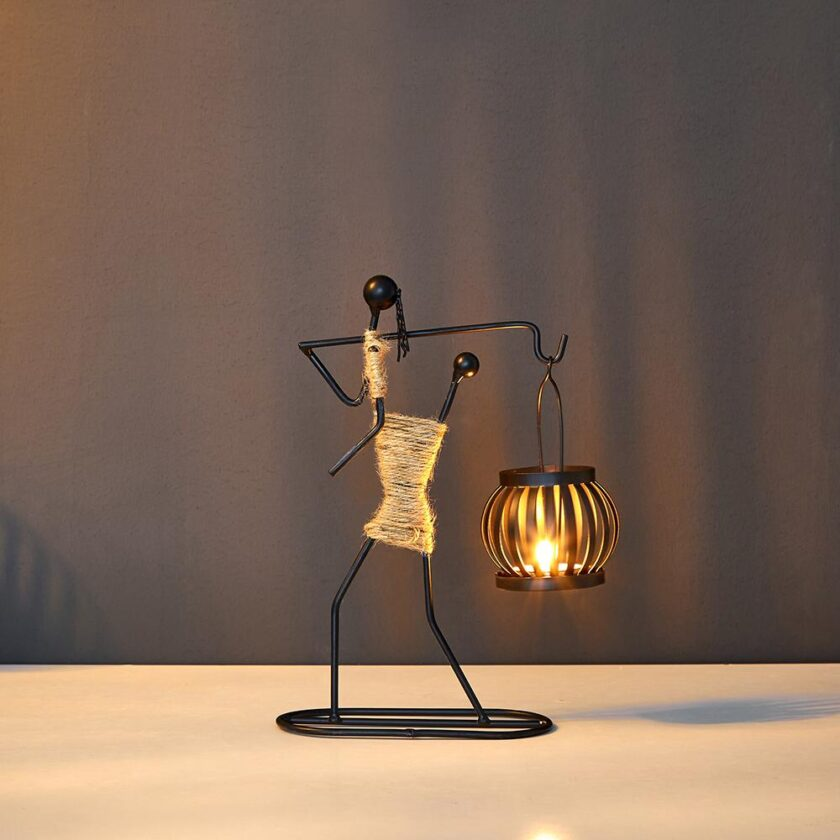 Creative Candle Holder - D