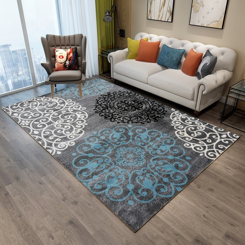 Japanese Style Floor Rug