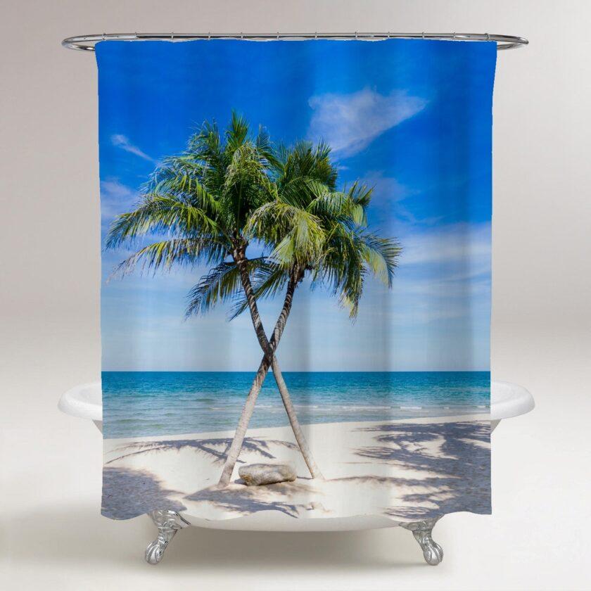Creative Design Shower Curtain