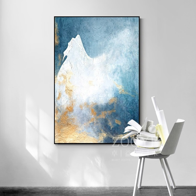 Dreamy Canvas Wall Painting