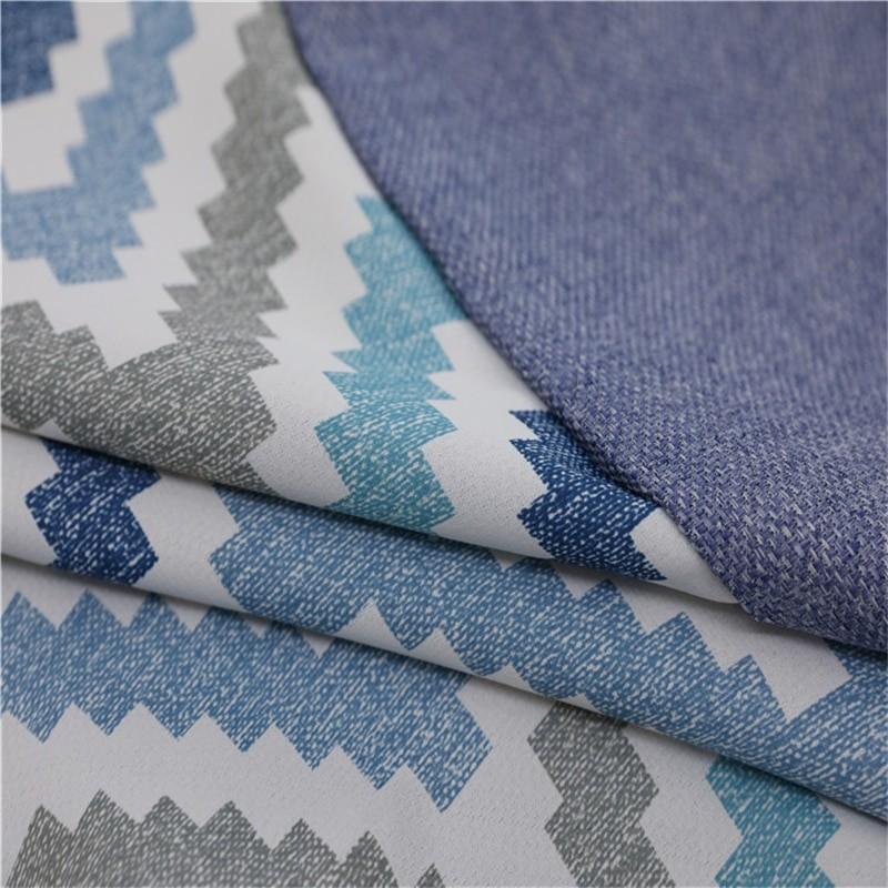 Modern Linen Curtain