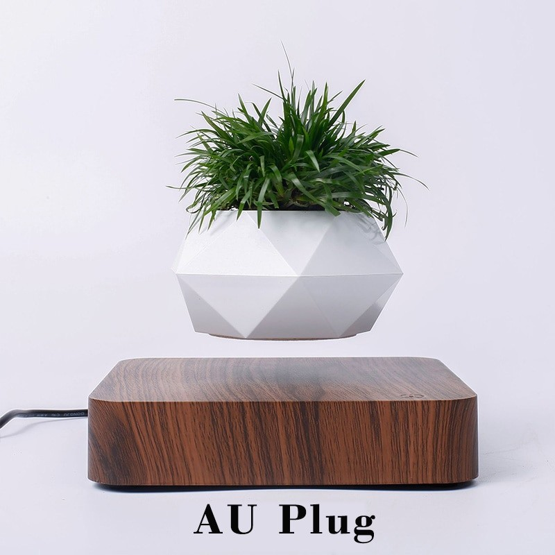 Floating Bonsai Pot (Rotating)