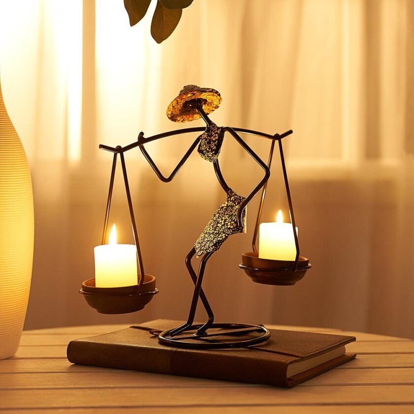 Creative Candle Holder - L