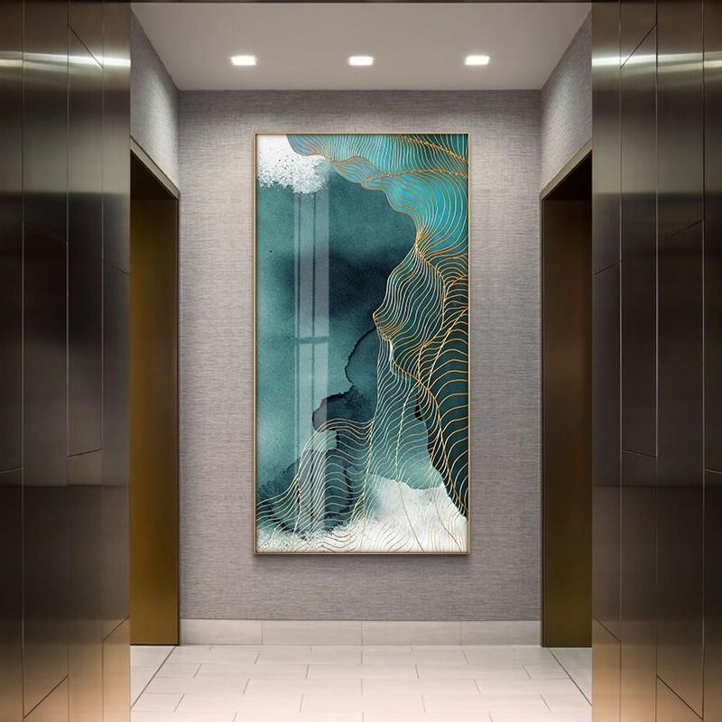 Modern Canvas Painting Wall Art