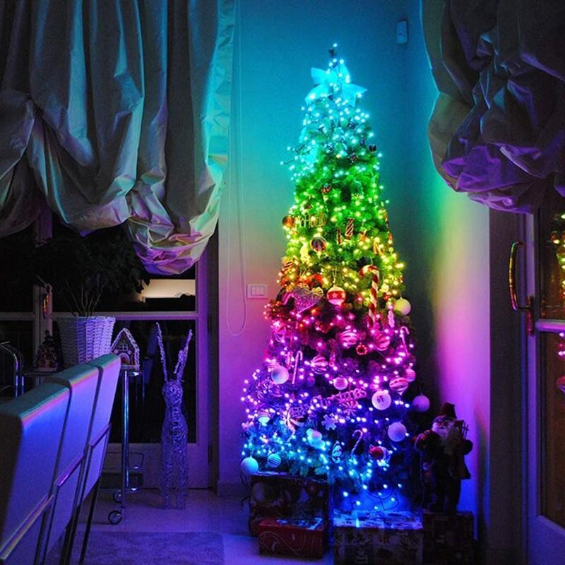 Smart Christmas LED String Lights